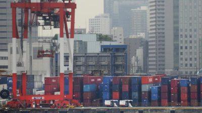 Japan: Stimmung in Großindustrie sinkt deutlich – USA-China-Handelskonflikt soll Schuld sein