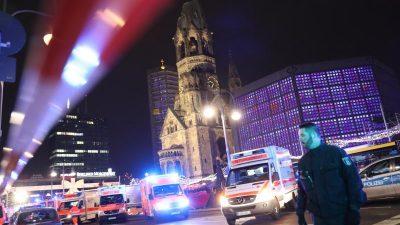 Medien: BND hat mehr Videomaterial von Attentäter Amri als bislang bekannt