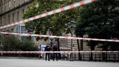 """Polizistenmord von Paris – Ehefrau: H. war vor der Tat """"ruhelos"""" und """"hörte Stimmen"""""""