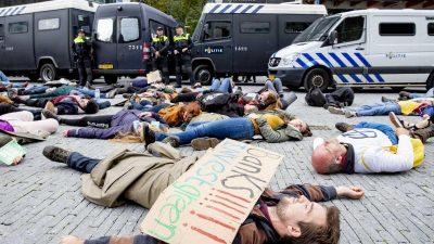 Lanz stellt kritische Frage an Luisa Neubauer – und legt die Radikalität der Klima-Ideologen offen