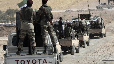 Syrien: Türkei soll mithilfe von Islamisten-Milizen vorrücken – Berichte über Morde an Zivilisten