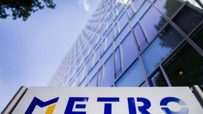 Metro verkauft China-Geschäft
