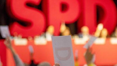 Steingart über die SPD: Drei Gruppen kämpfen um Macht – und vergessen den Wähler
