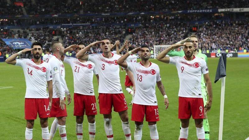 Türkische Fussballer