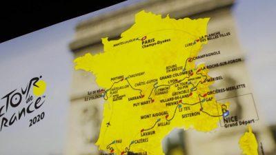 Auch 107. Tour de France eine Sache für die Kletterer