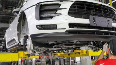 IT-Probleme legen Produktion bei Porsche zeitweise lahm