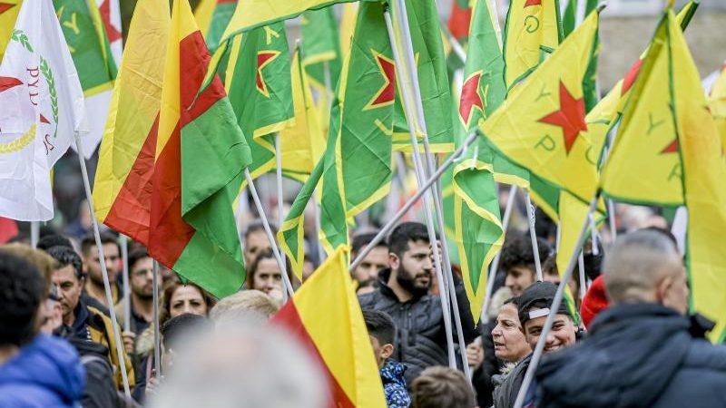 Köln Kurden Demo Heute