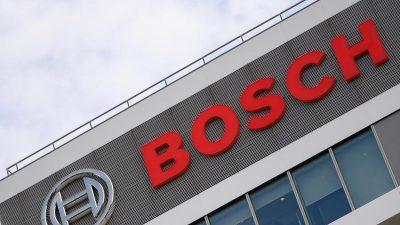 Bosch will 1600 Arbeitsplätze in Baden-Württemberg abbauen