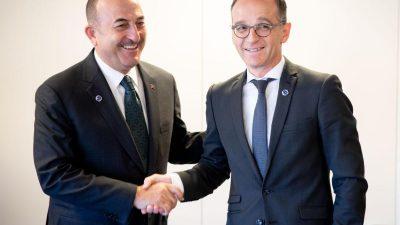 Maas reist in die Türkei – Keine gemeinsame Regierungslinie