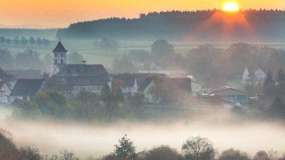 Nebel – Von Nikolaus Lenau