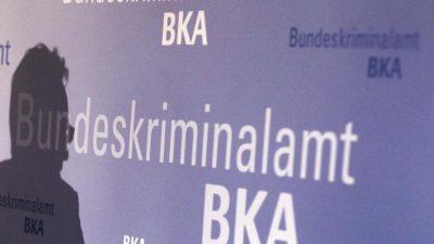 BKA-Lagebericht 2019: Weniger Straftaten von Asylbewerbern