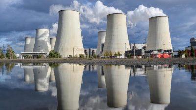 RWE legt ersten Braunkohle-Block still – 300 Arbeitsplätze fallen weg