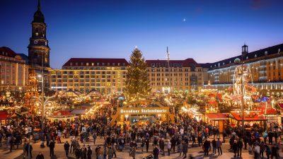 Romantisch bis ungewöhnlich: Die schönsten Weihnachtmärkte Deutschlands