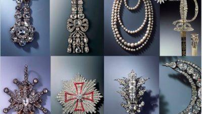 Dresden: Geraubte Juwelen sollten Sachsens Anspruch auf den Kaiserthron untermauern