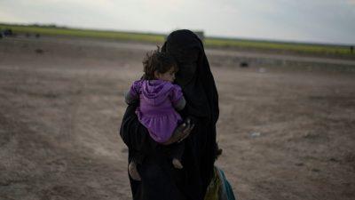 OVG-Urteil: Mutmaßliche IS-Anhängerin muss mit ihren Kindern nach Deutschland geholt werden