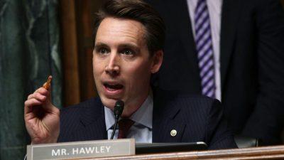 US-Senator: Vorgehen der KP-Chinas in Hongkong zeigt Ambitionen des Regimes in Asien