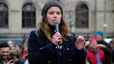 Öko-Diktatur: Klimaaktivistin Luisa Neubauer stellt demokratische Grundordnung infrage