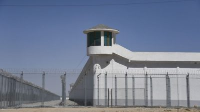 "Peking verärgert über ""Völkermord""-Erklärung des britischen Parlaments zu Uiguren-Verfolgung"