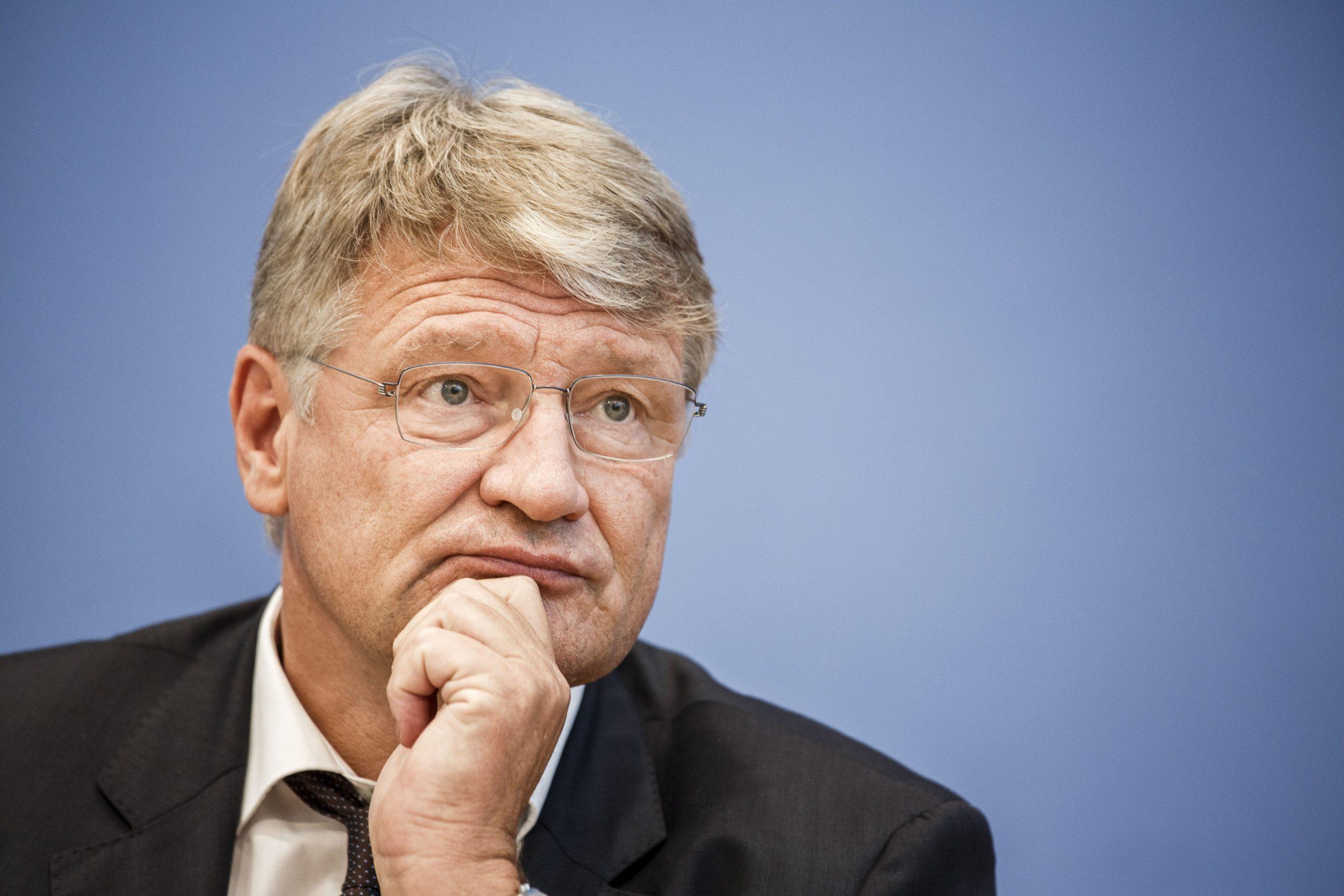 Jörg Meuthen: Nein zum digitalen Impfpass, nein zur indirekten Impfpflicht