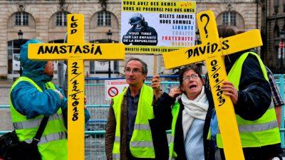 Frankreich: Medien erklären Gelbwesten für gescheitert – diese haben aber nur die Taktik verändert