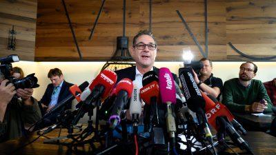 Comeback in Wien: HC Strache kehrt auf die politische Bühne zurück