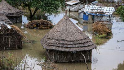 Maas kündigt drei Millionen Euro Hilfe für Südsudan an
