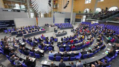 Für mehr Vertrauen in der Bevölkerung: Linke will auch Parlamentarier in Rentenversicherung zwingen