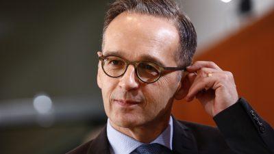 Maas widerspricht Macron in EU-Politik: Agrarpolitik, Finanzen und EU-Erweiterungen