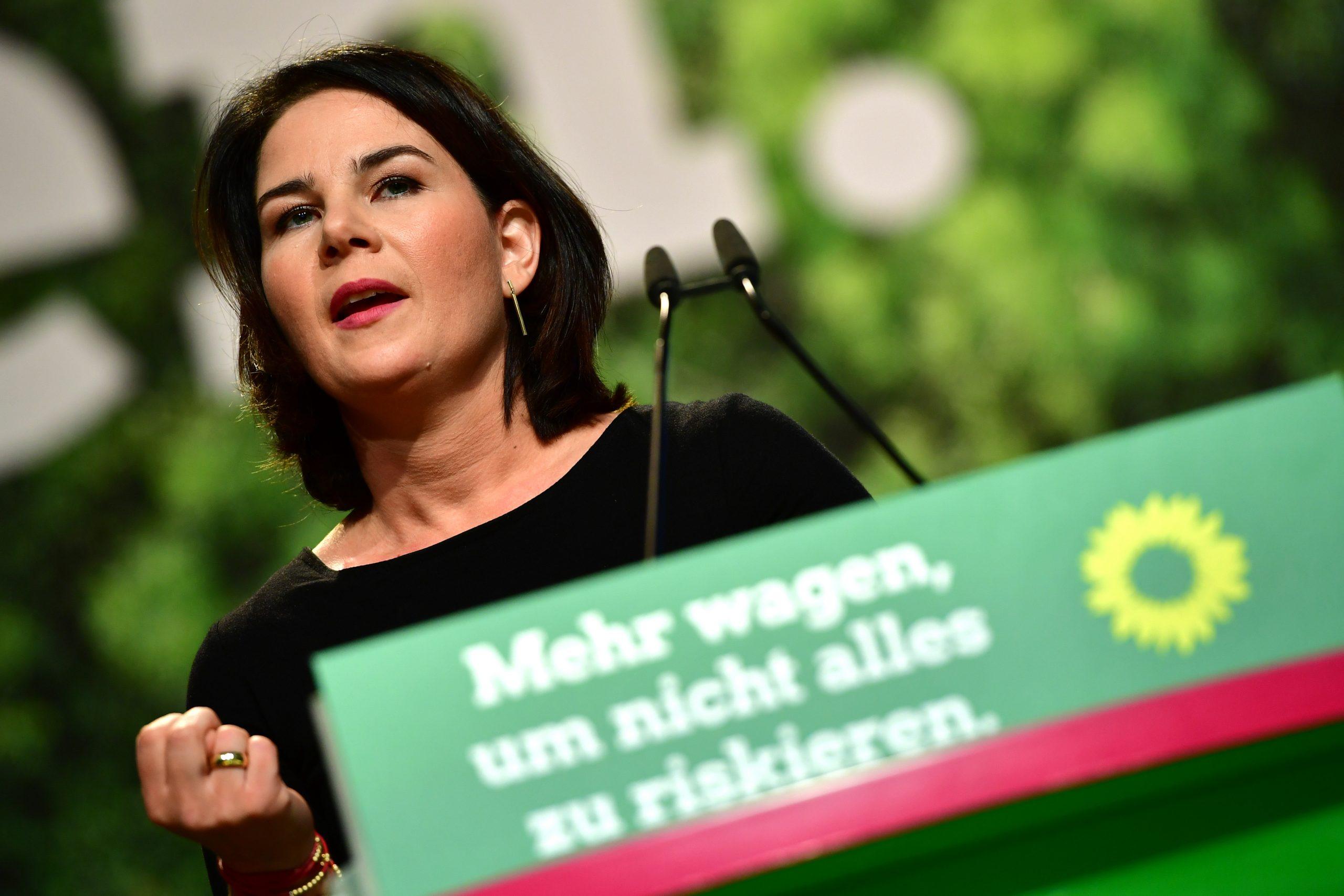 """Nach harter Kritik: """"ARD"""" löscht Twitter-Kommentar zur Bildung Baerbocks"""