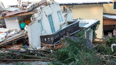 Ein Toter und mehrere Verletzte im Unwetter- und Schneechaos in Österreich