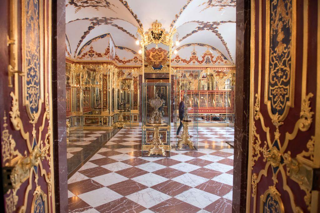 Dresden: Grünes Gewölbe öffnet sechs Monate nach Juwelen-Diebstahl wieder