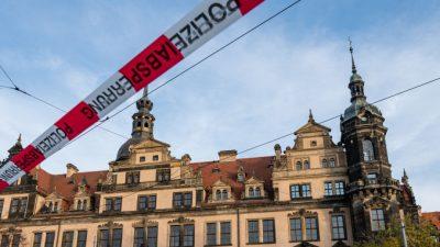 Juwelenraub im Grünen Gewölbe Dresden – Remmo-Zwilling in Berlin geschnappt