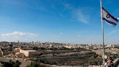 Israel fliegt nach Raketenbeschuss aus dem Gazastreifen neue Luftangriffe