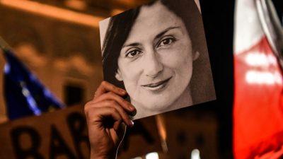 Europarat kritisiert Maltas Behörden für mangelhafte Aufklärung von Journalisten-Mord