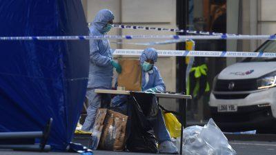 London: Terrormiliz Islamischer Staat reklamiert den Anschlag mit zwei Todesopfern in London für sich
