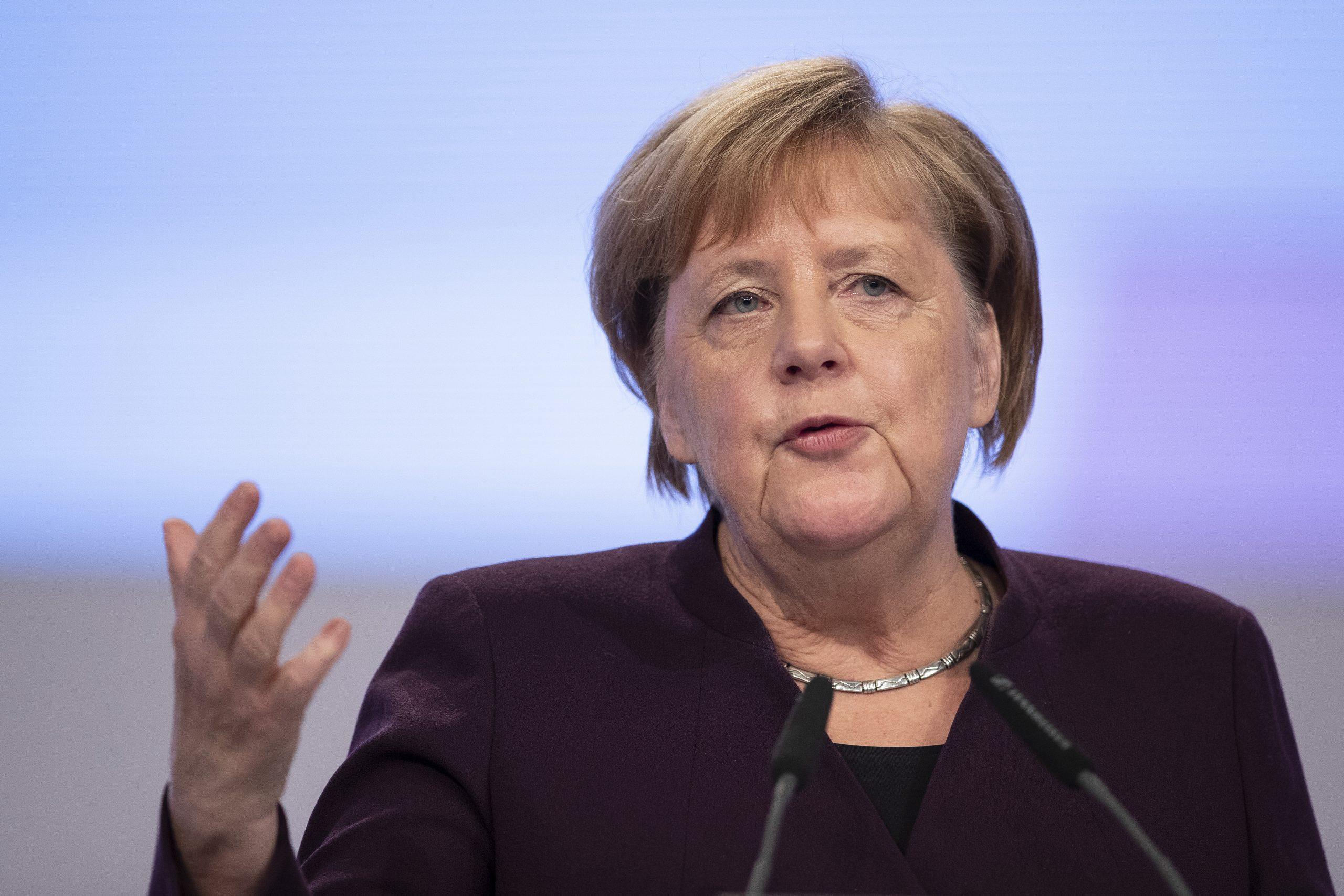 """""""Welt"""": Merkel wollte mit Einmischung in Thüringen deutsche EU-Ratspräsidentschaft retten"""