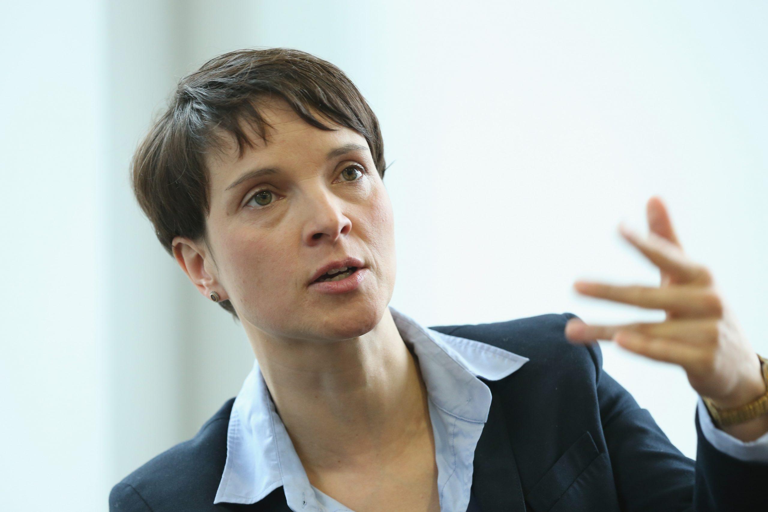 Ehemalige AfD-Chefin Petry wegen Subventionsbetrugs verurteilt