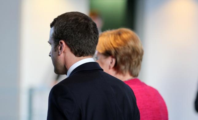 """""""Berlin und Paris müssen reden"""": Deutsche Politiker rufen zu gemeinsamer Nahost-Politik auf"""
