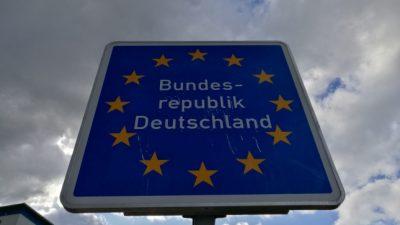 Bericht: Bundespolizei soll intensiver an Grenze kontrollieren