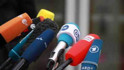Reporter ohne Grenzen klagt über Einschränkungen der Pressefreiheit im Zeichen der Corona-Krise
