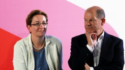 Maas unterstützt Scholz und Geywitz im Rennen um SPD-Vorsitz