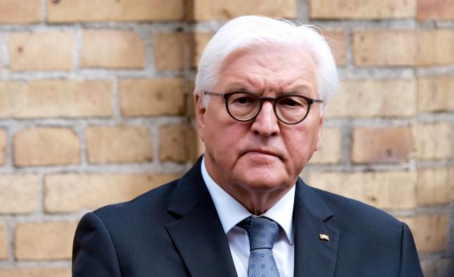 """""""Es gibt keine staatliche Sprachpolizei"""": Steinmeier sieht Meinungsfreiheit nicht in Gefahr"""