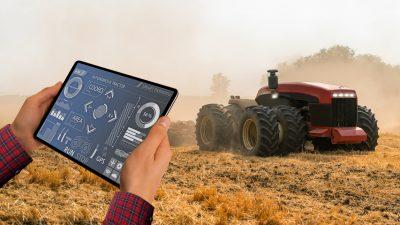 Das Bett im Kornfeld und andere Probleme des autonomen Elektro-Traktors