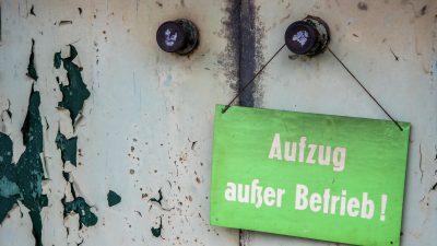 Chef der DDR-Plankommission: Planwirtschaft funktioniert nicht