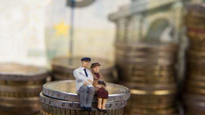 Corona-Krise schlägt auch auf Renten durch