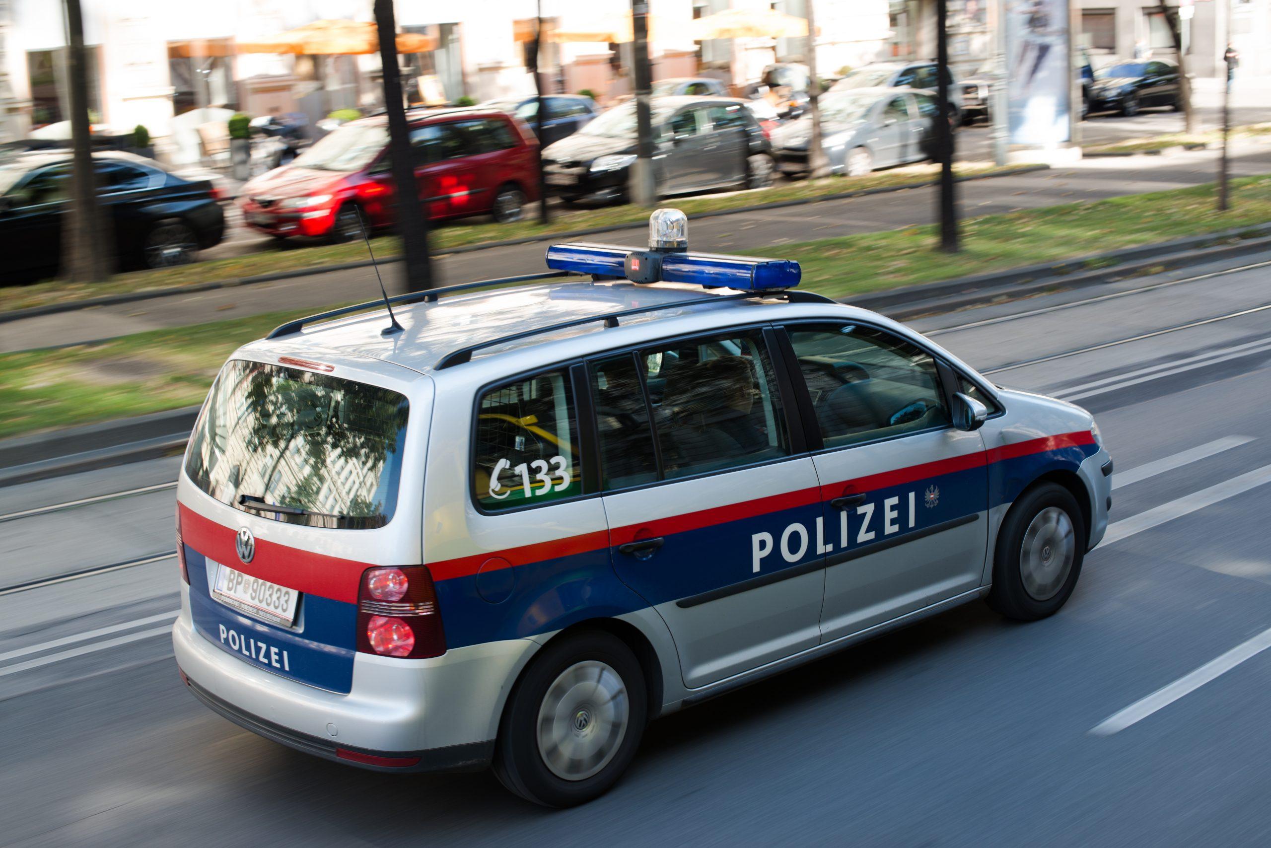 Mord an 13-jährigem Mädchen in Wien – zwei Afghanen festgenommen