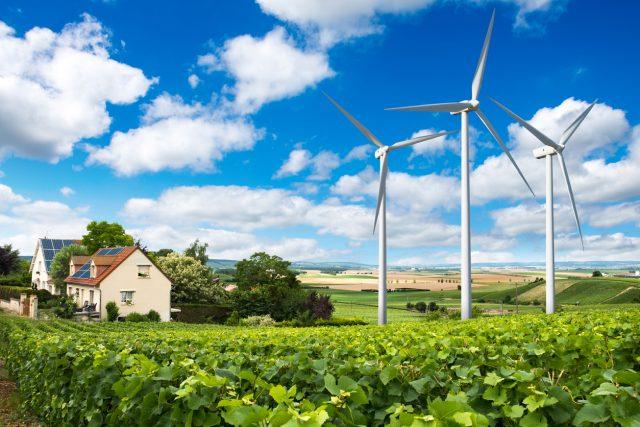 Abstand Windkraftanlagen Zu Wohnhäusern