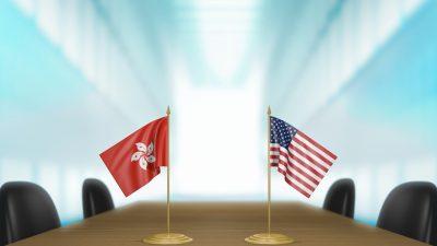 "Wochenend-Spezial: Chaos in Hongkong und ""Hexenjagd"" auf US-Präsident Trump"