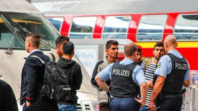 """""""Chronik des Kontrollverlustes"""": Asylrecht verwandelte sich in Asylbewerberrecht mit Sozialleistungen"""