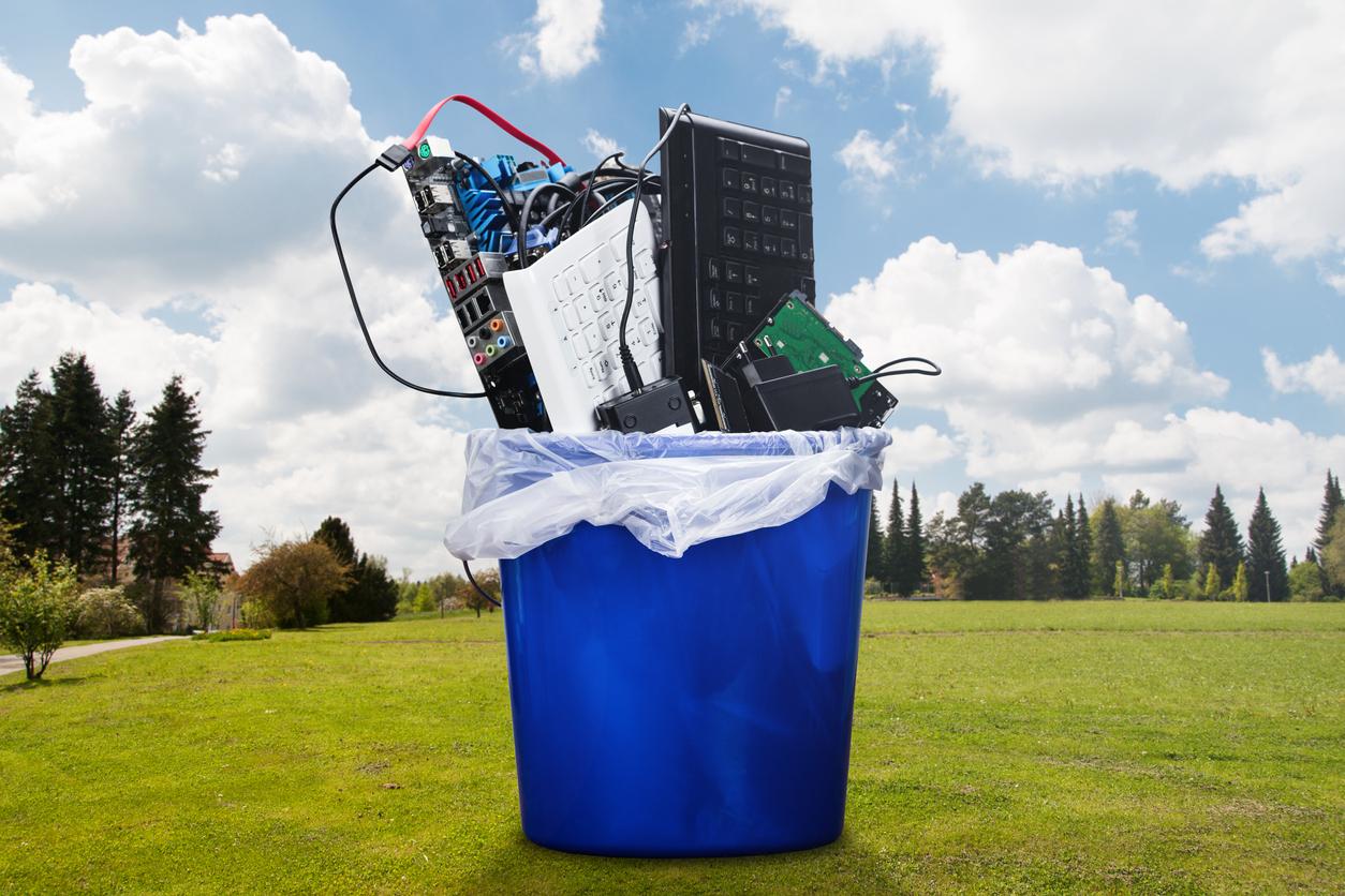 Mehr als die Hälfte des Elektroschrotts wird falsch entsorgt – Droht jetzt Pfand?